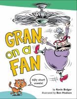 Gran on A Fan