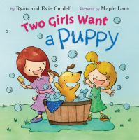 Two Girls Want A Puppy