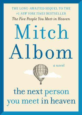 The Next Person You Meet in Heaven(book-cover)