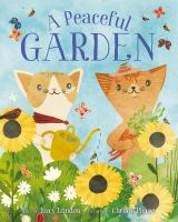A peaceful garden Book Cover
