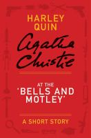 """At The """"Bells And Motley"""""""