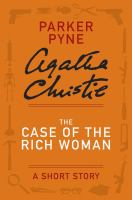 The Case of the Rich Woman