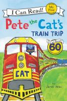 Pete the Cat's Train Trip