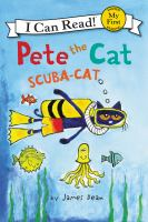 Pete the Cat Scuba-cat