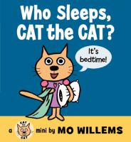 Who Sleeps, Cat the Cat?