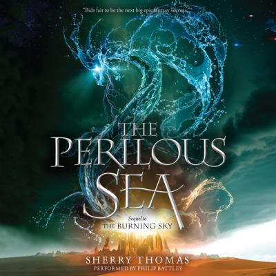 Cover image for The Perilous Sea