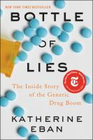 Media Cover for Bottle of Lies