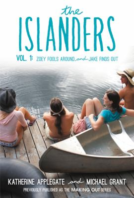 "Book Cover - The Islanders. Vol. 1"" title=""View this item in the library catalogue"