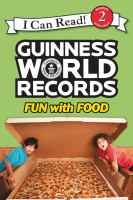 Guinness World Records, Fun With Food