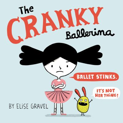 Cover image for The Cranky Ballerina