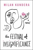 The Festival of Insignificance
