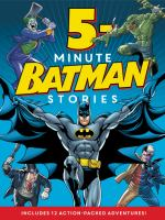 5-minute Batman Stories