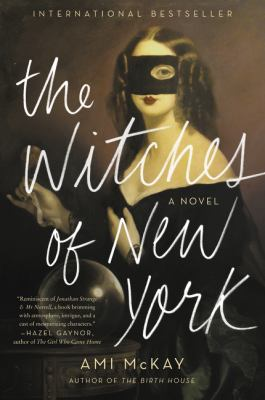 Cover image for The Witches of New York