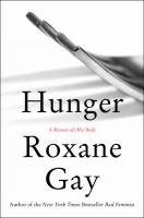 Cover of Hunger: A Memoir of (My) B