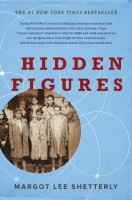 Cover of Hidden figures