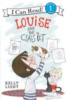 Louise and the class pet