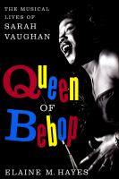 Cover of Queen of Bebop: The Musica