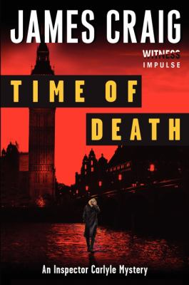 Cover image for Time of Death