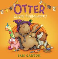 Otter Loves Halloween!