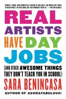 Real Artists Have Day Jobs
