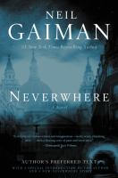 Neverwhere bok cover