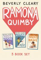 Ramona Quimby : 3 Book Set