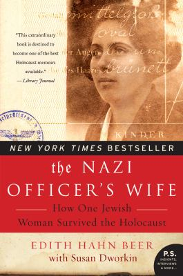 Cover image for The Nazi Officer's Wife