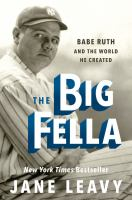 Cover of The Big Fella: Babe Ruth a