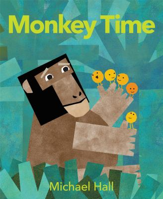 Cover image for Monkey Time