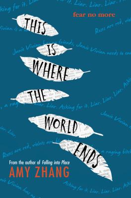 Cover image for This Is Where the World Ends