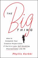 The Big Thing
