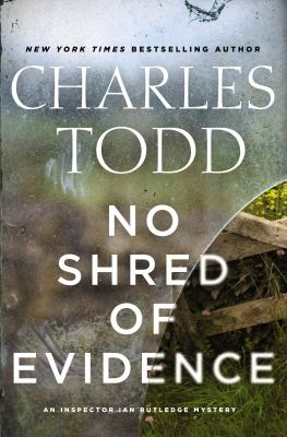 Cover image for No Shred of Evidence