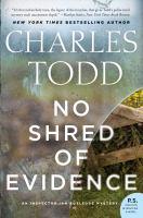 No Shred of Evidence