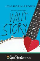 Will's Story : A No Place to Fall Novella