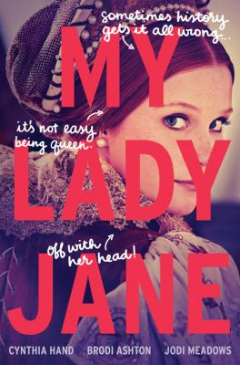 Cover image for My Lady Jane