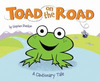 Toad on the Road