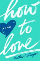 How to Love (international Edition)