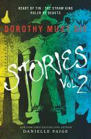 Dorothy Must Die : Stories