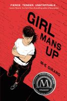 Cover of Girl Mans Up