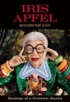 Iris Apfel - Apfel, Iris Barrel