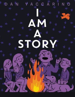 I Am a Story book jacket