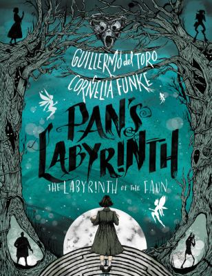 Pan's Labyrinth: The Labyrinth of the Faun(book-cover)