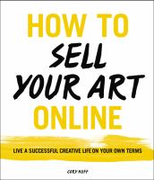 How to Sell your Art Online