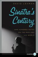 Sinatra's Century