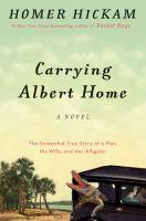 Carrying Albert Home