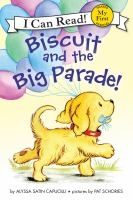 Biscuit and the Big Parade