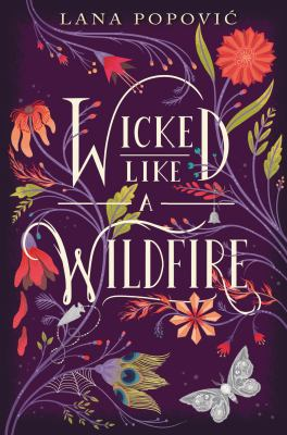 Cover image for Wicked Like A Wildfire