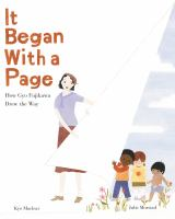 It Began With A Page