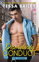 Disorderly Conduct : The Academy.