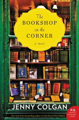 Cover image for The Bookshop on the Corner